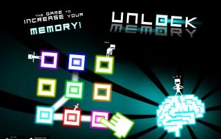 unlock memory